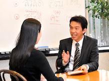 タイ語のオリジナルカリキュラム