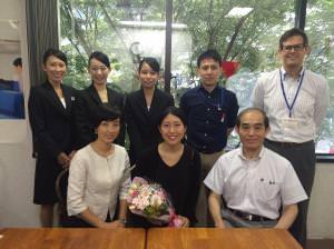 中国東方航空CA合格おめでとうございます!