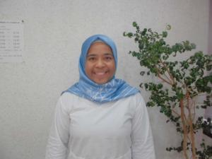 インドネシア語Sさん