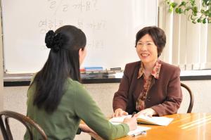 韓国語プライベートレッスン受講Sさん