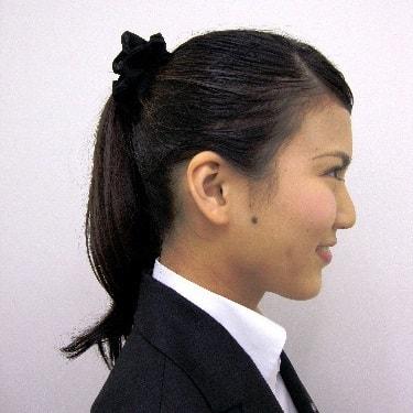 就活生必見!【髪型】JAL・ANA CA面接での髪型。合格者2300名のヒミツを公開。