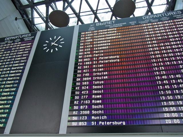 ロシア語挨拶 空港編「審査官もロシア語会話で顔が和らぐ!」