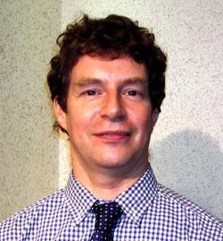 アイザック外国語スクール講師 Stephen Hodges