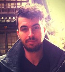 アイザック外国語スクール講師 Giuliano Garau