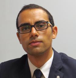 アイザック外国語スクール講師 Ali Moustafa