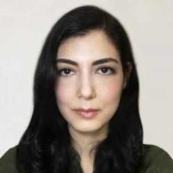 アイザック外国語スクール講師 Rasha AlHakim