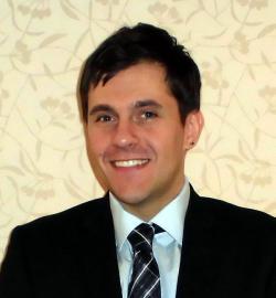 アイザック外国語スクール講師 Sergiy Bauer
