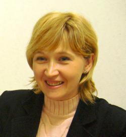 アイザック外国語スクール講師 Elena Rassohina Kaneko