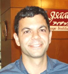 アイザック外国語スクール ヘブライ語講師