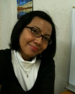 アイザック外国語スクール講師 ERNA SETYANINGSIH