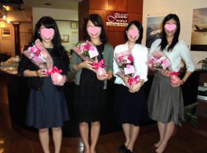 ドリームスカイ名古屋、CKTS、ANA関西空港、トリプル合格おめでとう☆