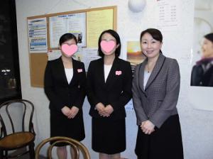 中部国際空港旅客サービス新卒内定☆