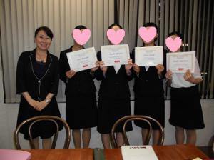 中国国際航空 客室乗務員既卒合格☆ 名古屋校