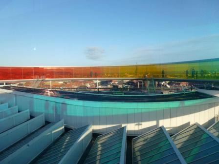 デンマーク「北欧最大のアロス・オーフス美術館」 海外旅行新聞