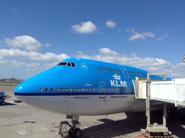 KLMオランダ航空CA採用面接試験と合格対策2016-17