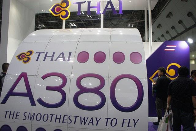 タイ航空CA採用面接と2018合格対策(新卒既卒)