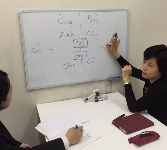 【ベトナム語体験レッスンレポート】人気のベトナム語教室スクール アイザックのベトナム語マンツーマンレッスン