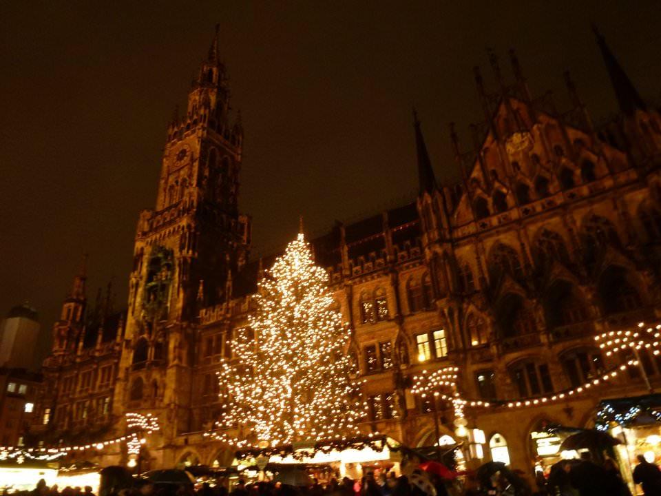 一度は行きたい!欧州クリスマスマーケットツアー【前編】