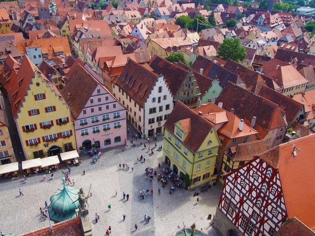 すぐ使えるドイツ語挨拶9選!ドイツ旅行の際にはぜひ覚えておきたい