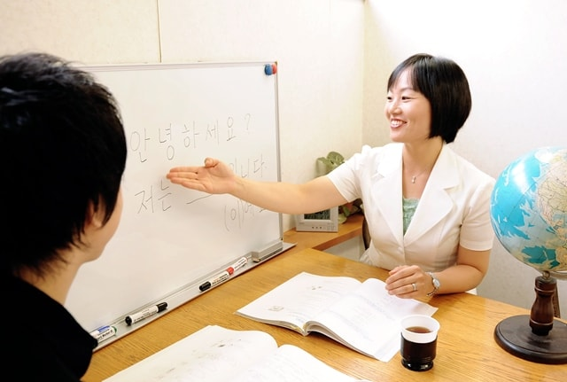 ハングル検定4級対策コース「ゼロから2か月でハングル検定4級合格目標講座」東京渋谷