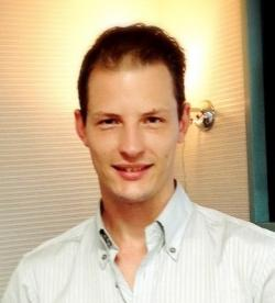 アイザック外国語スクール講師 Onno Ekkelboom