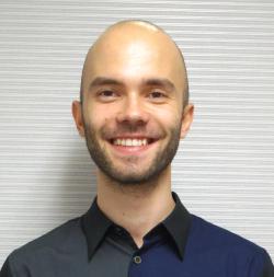 アイザック外国語スクール講師 Pawel Pachciarek