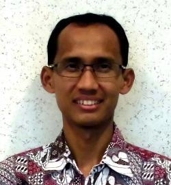 アイザック外国語スクール講師 Wawan Wahyuudi