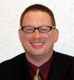 アイザック外国語スクール講師 Patrick Fortin
