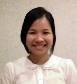 アイザック外国語スクール講師 Thao Thi Thu Ho