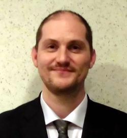 アイザック外国語スクール講師 Albeker Andras Zsigmond