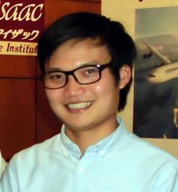 アイザック外国語スクール講師 Le Van Duan