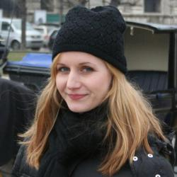 アイザック外国語スクール講師 Zuzana