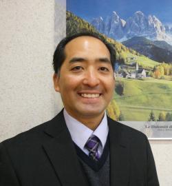 アイザック外国語スクール講師 Daniel Arakaki