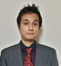 アイザック外国語スクール講師 Lakru Kawashima
