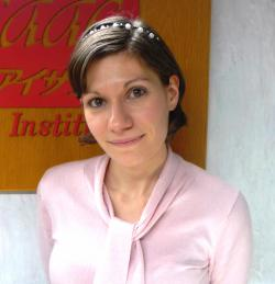 アイザック外国語スクール講師 Lidea Galli