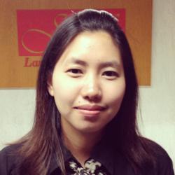 アイザック外国語スクール講師 HLA MYAT CHAE